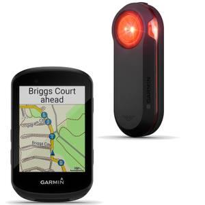 Garmin Edge 530 GPS Cycling Computer/Garmin Varia RTL515 Radar Rear Light Bundle