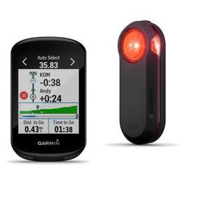 Garmin Edge 830 GPS Cycling Computer/Garmin Varia RTL515 Radar Rear Light Bundle