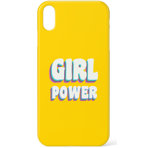 Feminist Girl Power Phone Case for iPhone and Android