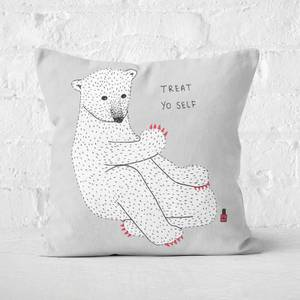 Classy Claws Square Cushion