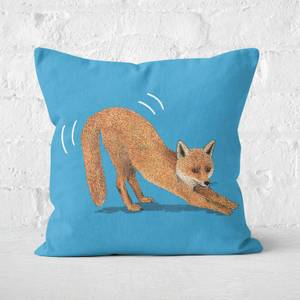 Foxy Fox Square Cushion