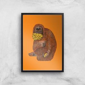 Happy To Share...One Giclee Art Print
