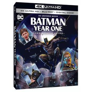Batman: Year One: Commemorative Edition - 4K Ultra HD (Includes Blu-ray)