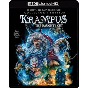 Krampus (The Naughty Cut): Collector's Edition - 4K Ultra HD (Includes Blu-ray)