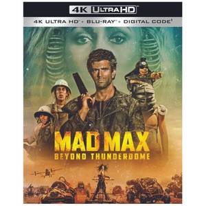 Mad Max Beyond Thunderdome - 4K Ultra HD (Includes Blu-ray)