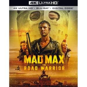 Mad Max: The Road Warrior - 4K Ultra HD (Includes Blu-ray)