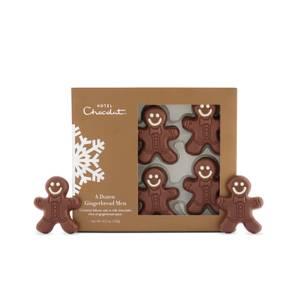 A Dozen Gingerbread Men
