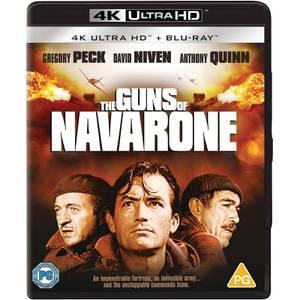 The Guns Of Navarone - 4K Ultra HD 60th Anniversary (Includes Blu-ray)