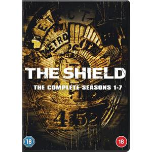 The Shield: Complete Collection Seasons 1-7