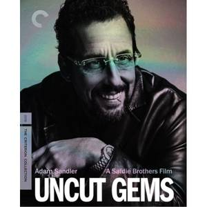 Uncut Gems - The Criterion Collection 4K Ultra HD (Includes Blu-ray)