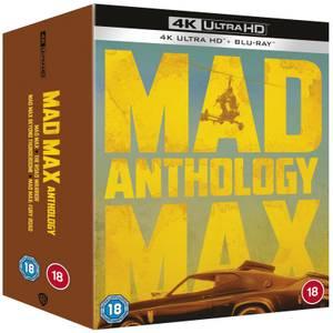 Mad Max Anthology - 4K Ultra HD