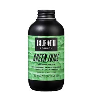 BLEACH LONDON Super Cool Colour Green Juice