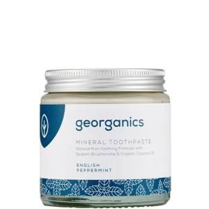 Georganics Mineral Toothpaste 120ml English Peppermint