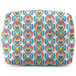Beautified Hearts Makeup Bag