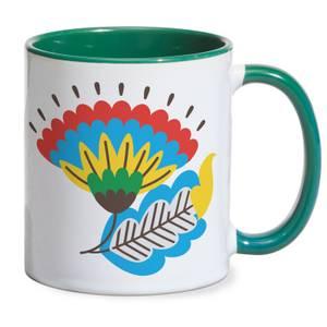 Unofficial Flower Mug - Green
