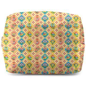 Sophisticated Garden Wash Bag