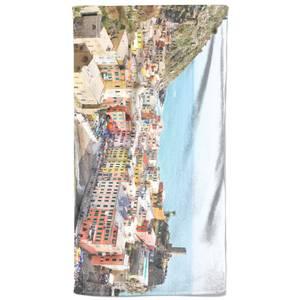 A Little Slice Of Heaven Beach Towel