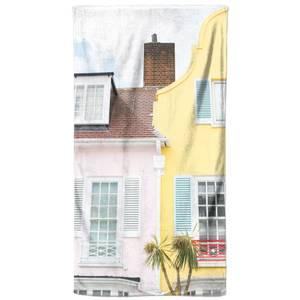 Bringing Summer To London Beach Towel