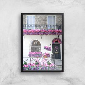 Pink Obsession Giclee Art Print