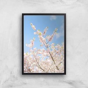 London Spring Giclee Art Print