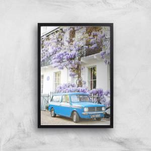 Lilac Banger Giclee Art Print
