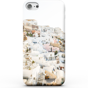 Santorini Town Phone Case for iPhone and Android