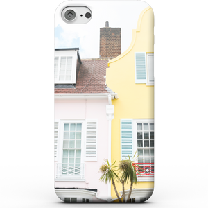 Complimentary Coloured Buildings Phone Case for iPhone and Android