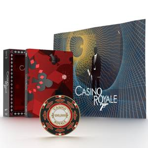 Casino Royale - Titans of Cult Limited Edition 4K Ultra HD Steelbook