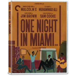 One Night In Miami... Criterion Collection