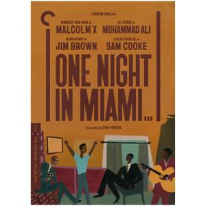 One Night In Miami… Criterion Collection