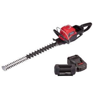 Cordless Hedgetrimmer, 4Ah Battery & Charger Bundle