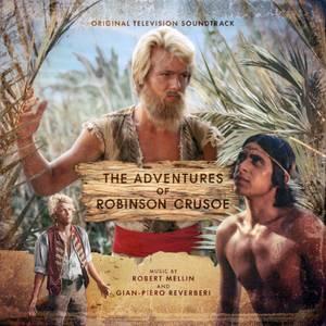 The Adventures Of Robinson Crusoe (Original Television Soundtrack) 2xLP (Azure Blue)