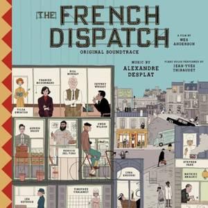 The French Dispatch (Original Soundtrack) 2xLP