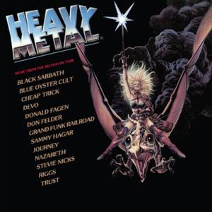 Heavy Metal (Music From the Motion Picture) 140g LP (Red)