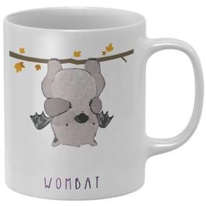Snowtap Wombat Mug