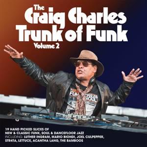 Craig Charles' Trunk Of Funk Vol. 2 2LP