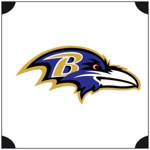 NFL Series 1 Baltimore Ravens Lamar Jackson 7 Inch Action Figure