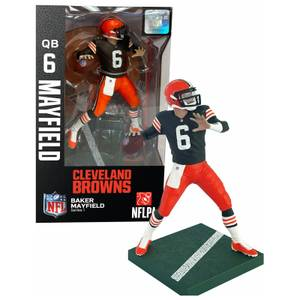 NFL Series 1 Cleveland Browns Baker Mayfield 7 Inch Action Figure