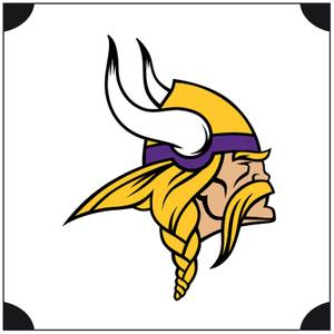 NFL Series 2 Minnesota Vikings Dalvin Cook 7 Inch Action Figure