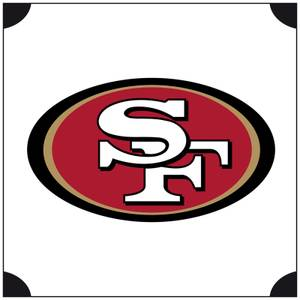 NFL Series 2 San Francisco 49ers George Kittle 7 Inch Action Figure
