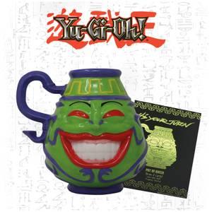 Fanattik Yu-Gi-Oh! - Pot of Greed Replica