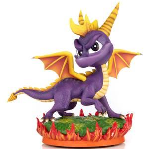 First 4 Figures Spyro The Dragon Spyro 2: Classic Ripto's Rage 8 Inch PVC Statue