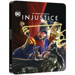 Injustice - Blu-ray Steelbook