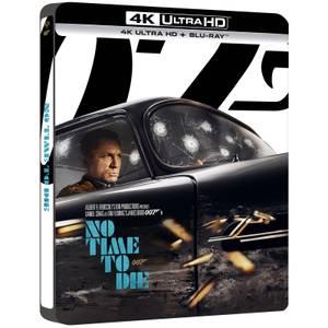 No Time to Die - 4K Ultra HD UK Steelbook
