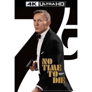 No Time to Die - 4K Ultra HD