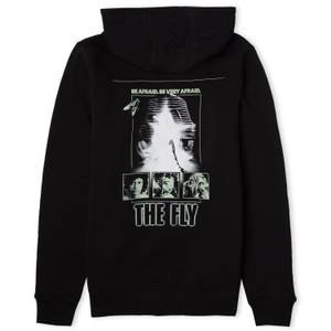 The Fly Brundle Fly Hoodie - Black