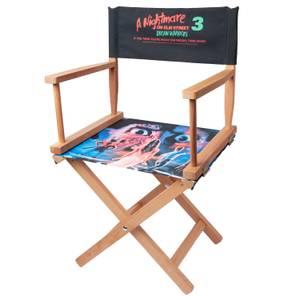 Decorsome x A Nightmare On Elm Street Dream Warriors Directors Chair