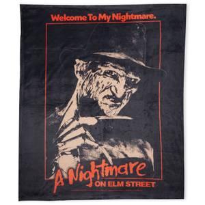 A Nightmare On Elm Street Dream Demon Fleecedeken