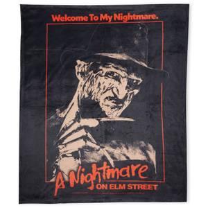 A Nightmare On Elm Street Dream Demon Bed Throw