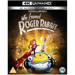 Who Framed Roger Rabbit - 4K Ultra HD (Includes Blu-ray)